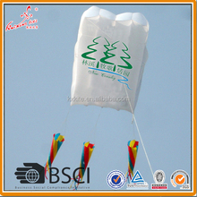 Advertising pilot kite for promotion with your logo