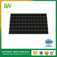 Monocrystalline pv module suitable price solar panel 190 watt