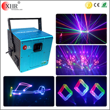 XHR DT30K pure diode 5w rgb full color show laser light price