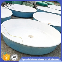 Factory wholesale Fiberglass FRP 2-3 Meter big fish tank