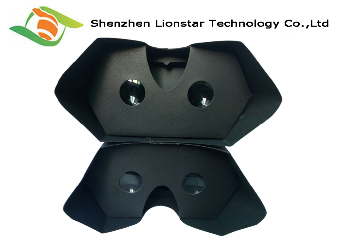 Simple Envelop Cardboard 3D Glasses Virtual Reality Cardboard Glasses VR Headset