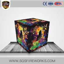 1.4g 25 shot willow effects wholesale Chinese fireworks cake