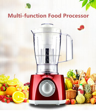 Hot sell kitchen appliance multifunction food processing machine with mixer