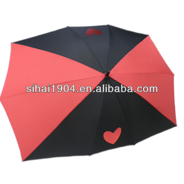 Hot selling cool wholesale twin umbrella with case