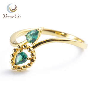 Women Wedding Engagement Zircon Finger Jewelry Ring