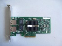 Dual Port Server Gigabit Ethernet Network Adapter 39Y6126