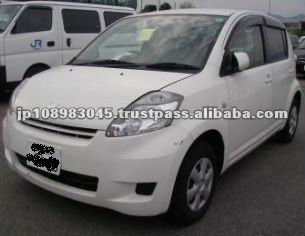 Toyota Passo Daihatsu Boon Sirion 1000cc car made in Japan