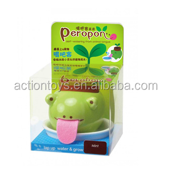 Animal Planter Cute Cultivation Peropon Drinking pot Self Watering flower pot