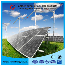 Low cost high efficiency PV solar panel 200W