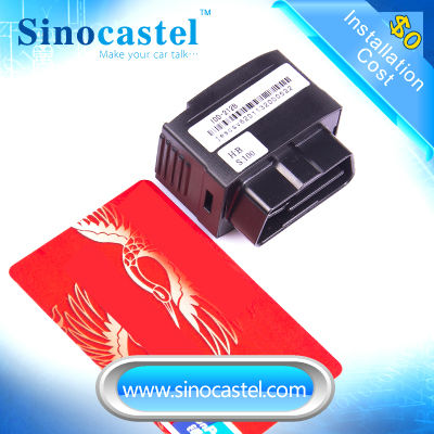 Bluetooth 4.0 diagnostic scanner for diesel engine