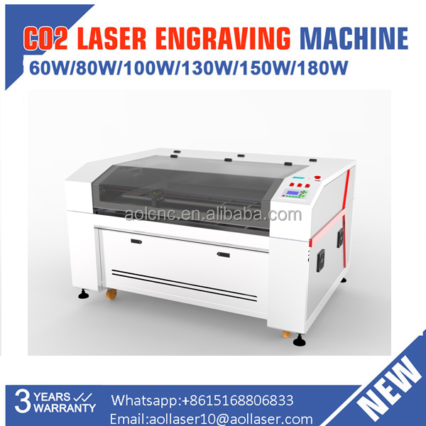 fabric/wood/acrylic/plastic Laser Cutting/engraving cnc Machine with 3years warranty