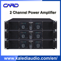 Powerful pa amplifier best amplifier used driving range equipment