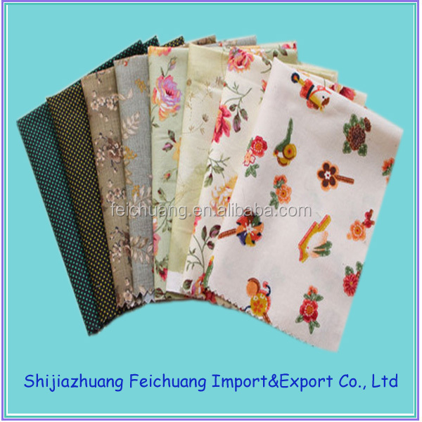 Chinese names of textile company for bed sheet in roll / textile printing