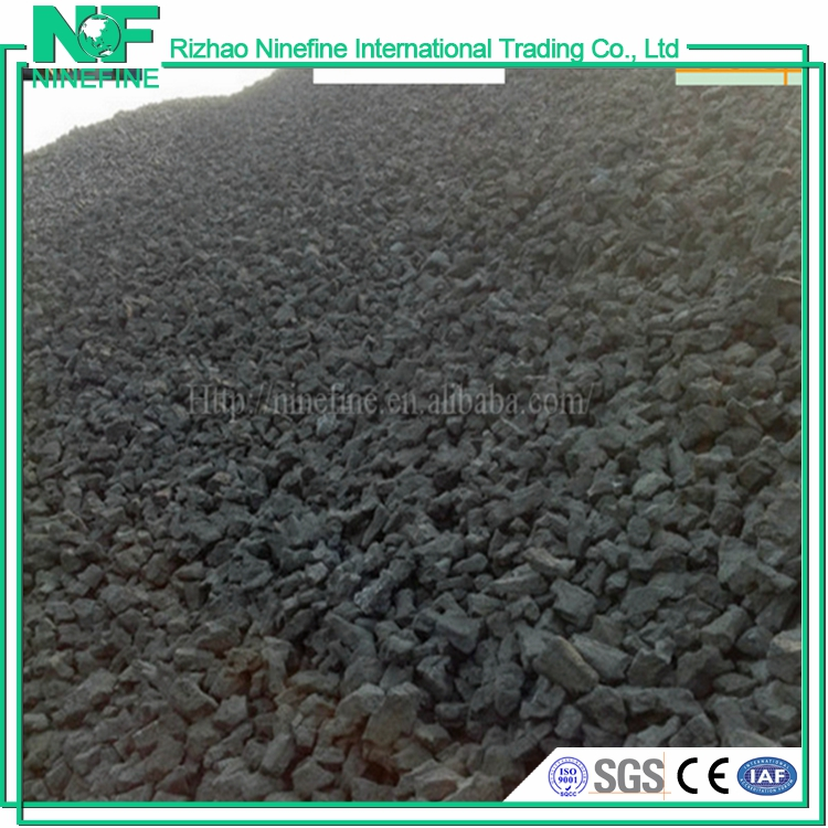 85% Carbon Content Metallurgical Coke / Met Coke / Nut Coke Fines Price