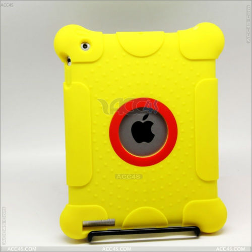 "shock proof kids 7"" tablet case for ipad mini P-IPADMINISC009"