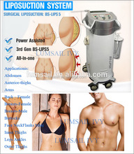 Power Assisted liposuction cannulas / surgical instruments