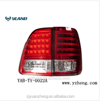 ABS 55W 12V car accessory Tail Light For Toyota Land Cruiser Tail Lamp 2000 2001 2002 2003 2004 2005 2006 2007