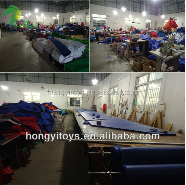 Guangzhou Hongyi Big Discount On Sale PVC Inflatable Banana Boat