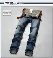 Cheap China wholesale newest model mens Denim Jean MOQ 50 Fast delivery