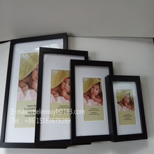 wholesales cheap 4x6 5x7 6x8 12x16 mixed sized wood photo picture frame MDF photo frame