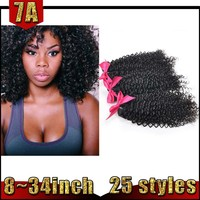 All Length All Color Curly Weaving Unprocessed Cheap Human Hair Bundles