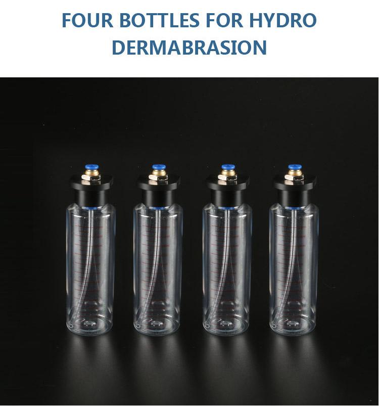 Newest hydro dermabrasion oxygen rejuvenation skin care beauty equipment SPA10