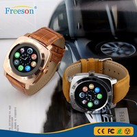 Factory direct sales Bluetooth New Design DZ09 Smart Watch For Android HTC Samsung iPhone iOS Camera SIM Slot!