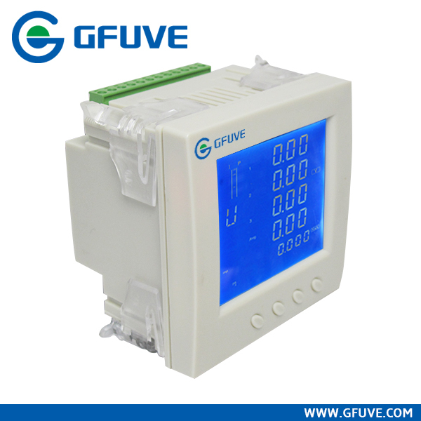 revenue grade monitoring power meter with PC software