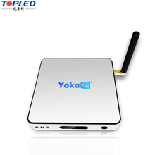 Topleo google android 7.1 tv box 4k ultra hd action camera 2GB DDR3 32GB ROM live streaming tv box