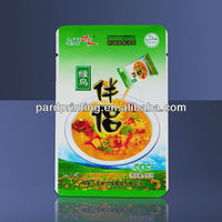 spice plastic packaging bag