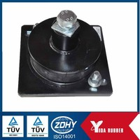 Professional anti vibration rubber mounts to reduce vibration and shock
