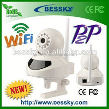 2015 New Hot Wireless Security Home Baby WiFi IP Camera camera with ip address