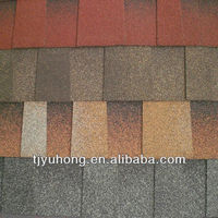 Laminated asphalt shingles