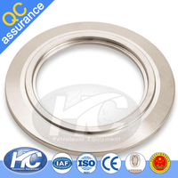 Stainless steel flat ring gasket / pipe flange gaskets / ring joint gasket for hot sale