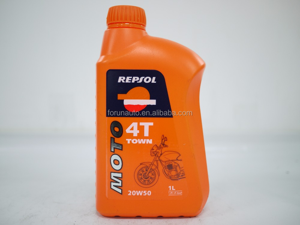 REPSOL MOTO 4T TOWN 20W50 high quality Engine oil