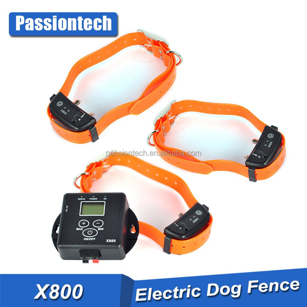Amazon Alibaba Most Popular Garden Fence For Dog Invisible Dog Fence Electronic Pet Fencing System