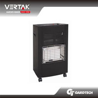 Over 100 employees best price portable butane indoor gas heater
