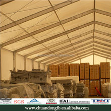 tent warehouse lg and secure stock tent
