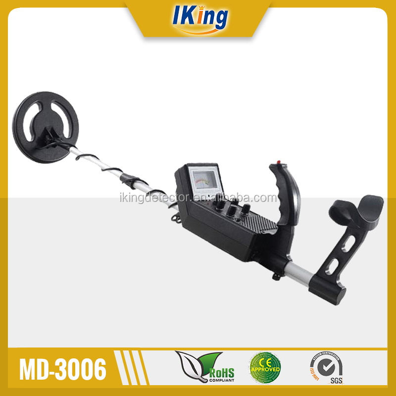 MD-3006 Gold Detector High Quality Hobby Ground Search Gold Silver Metal Detector for Beginners MD3006