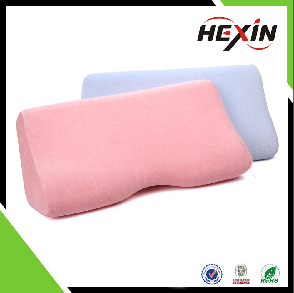 Elastic Contour Knee Pillow Memory Foam