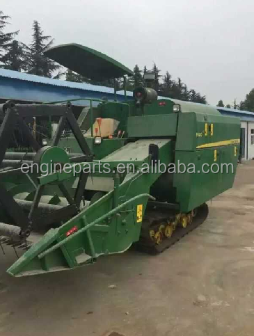 High Quality Rice Combine Harvester John Deere R40
