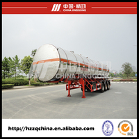 LPG liquid petrol gas delivery tank truck trailers