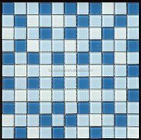 philippines crystal glass mosaic tile