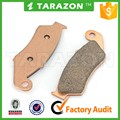 High temperature resistance Front Brake Pads For Suzuki RM-Z 250 K4-K9/L0-L5
