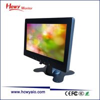 New Arrival 8inch LCD Touch Screen Monitor With 4-Wire Resistive Touch
