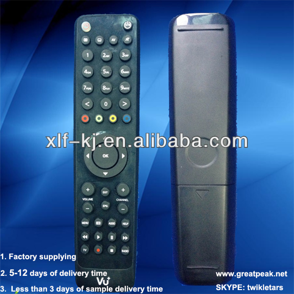 Best-selling VU DUO2 hd iptv remote control for vu duo set-top- box