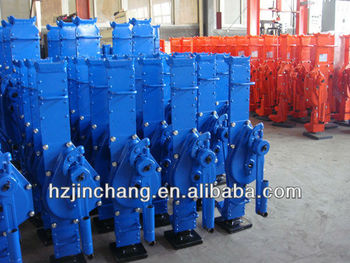 CE proved Mechanical Gear Jack
