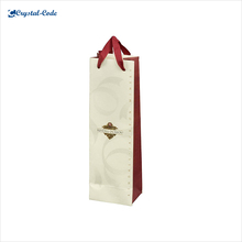 Handle carry waterproof wine paper bag