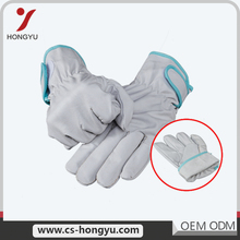 China Wholesale machinist cow leather welder working truck drivers driving gloves