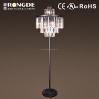 High quality living room decoration floor standing lamp